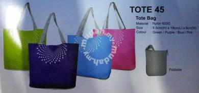 Foldable Nylon TOTE Bag