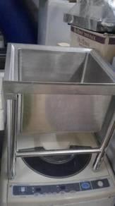 Single Stainless Steel Low Sink TD634