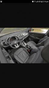 Kia sportage sorento auto gearbox 2014