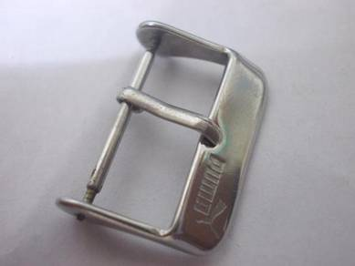 Vintage Puma watch buckle