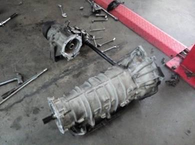 Bmw X1 X3 X5 X6 Auto Gearbox
