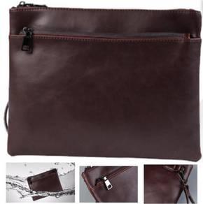 New Korean Zipper Clutch men bag