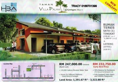 Villa palma keningau (phase 3)