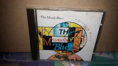 CD The Moody Blues - Greatest Hits