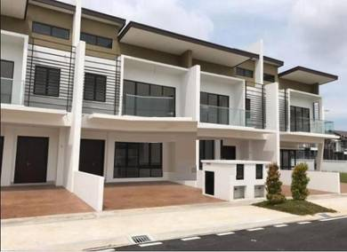 New 2 Storey Anggun 3 Superlink Club House, Rawang