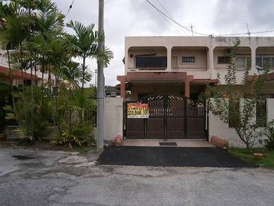 Double Storey Semi Detached at Pasir Puteh