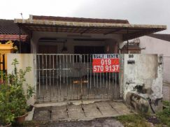 Single Storey Terrace House(End Lot) Taman Mas, Ipoh