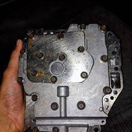 Valve body gearbox auto