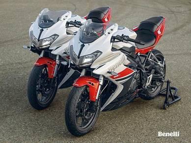 New 2019 benelli superbike 302r