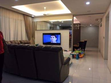 Greenlane Park FURNISHED Near Lam Wah Ee Hospital Egate USM Bridge