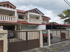 (BelowMarket)FreeHold,Residence Mutiara-[TownHouse]