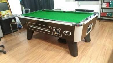 Like New! 7ft British Pool Table