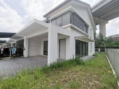 CORNER LOT 2 Storey Terrace House Desa Budiman Bandar Sg Long