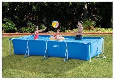 INTEX Swimming Pool 4.5m Kolam Renang Besar 4.5m