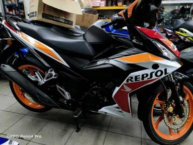 HONDA RS150 RS150R repsol Y15(tip top,senang loan)