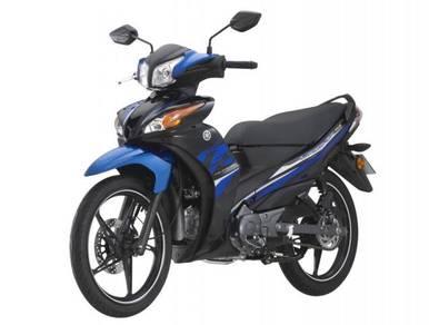Yamaha lagenda 115 promosi 12.12 dp murah