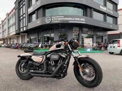 2013 Harley Davidson Sportster 48 XL1200X