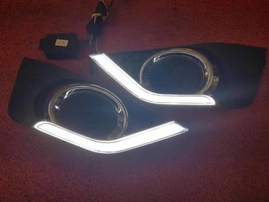 Honda brv light bar led daylight day light drl