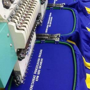 Kilang cetak baju