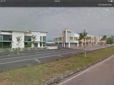 2/Story Shop House Bandar Puteri Jaya infront Econsave Sg Petani