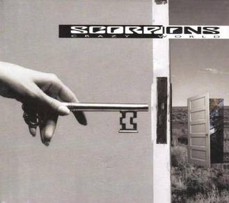 Imported cd scorpions: cr_azy world (dlx/ver)