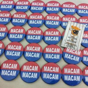 Button Badge 55mm