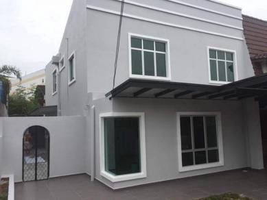 FREEHOLD, Semi detached ,Tmn Ciptaco ,Bukit Baru