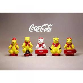 Coca Cola Polar Bear Collectible Toy
