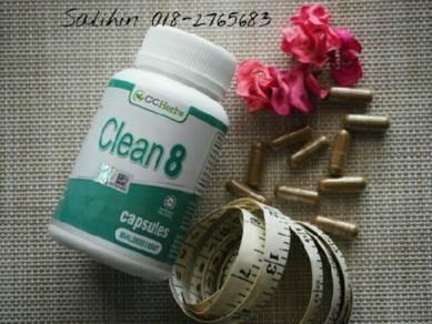 Clean8 Cara untuk senang kurus