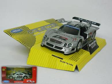 Mercedes benz CLK-GTR 1/38 model car
