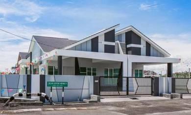 Rumah Berkembar SEMID Baru 1 Tingkat , Gopeng