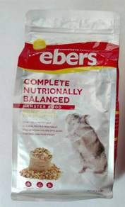 Ebers Makanan Hamster Food Peanut Acorn 1kg
