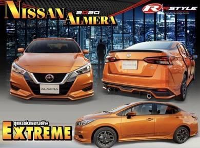 Nissan Almera Impul Nismo Black TommyKaira bodykit