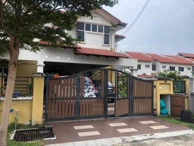 2-Storey Terrace House (Corner Lot) for Sale in Kajang, Selangor
