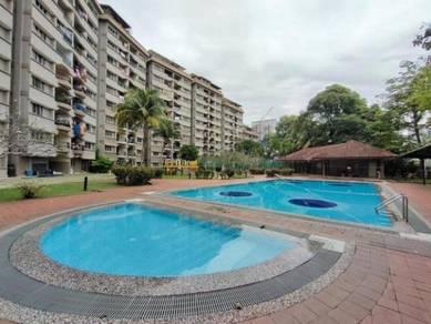 NON BUMI LOT!! Sri Jelatek Condominium, Wangsa Maju KL