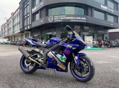2007 Yamaha R6 R6S SBK Clear Stock
