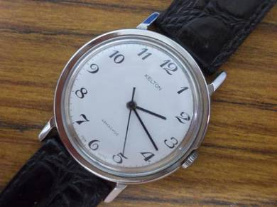 Vintage Kelton manual wind watch