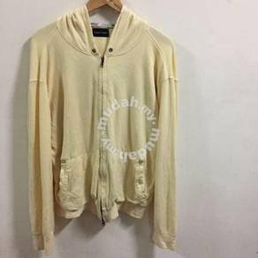 Tsumori Chisato Yellow Sweater Pull Over Size 2