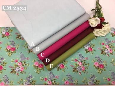 Kain Cotton High Quality & Murah CM2531,33-34