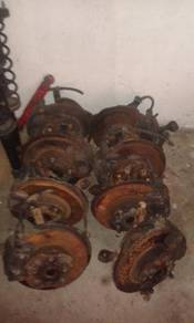 Disc brake L2 L5 L7 L9 k3 kancil kelisa viva myvi