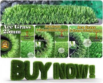 Lowest Price Ace Artificial Grass Rumput Tiruan 32