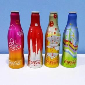 Coca Cola Shanghai Expo Aluminium Bottle