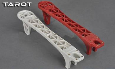 Tarot F450 Frame Arms Red & White TL2749-03