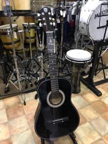 Gitar Akustik T36 - Hitam