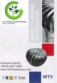 HYG20H FA Wind Air Vent / Exhaust Fan US