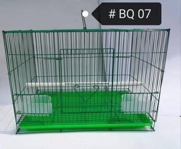 BQ07 Bird Sugar Glider Cage Burung 30.5x47.5x34cm