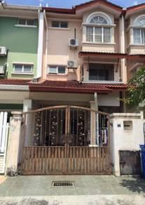 Renovated Rumah 3 Tingkat Subang Bestari