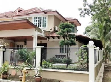 Exclusive Corner l Cantik l 2 Storey Terrace Seksyen 7, Shah Alam