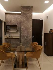 Season Garden 4 bedrooms 2 bathrooms FULLY FURNISHED KLCC view