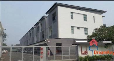 Lush Residence(TOWNHOUSE)at Jalan Durian Burung.Kuching